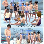 Childhood Memory Shotacon 3D Images (1)