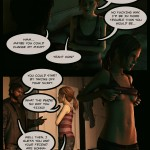 The Last of Us Lolicon 3D comix (4)